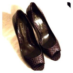 Enzo Angiolino heels